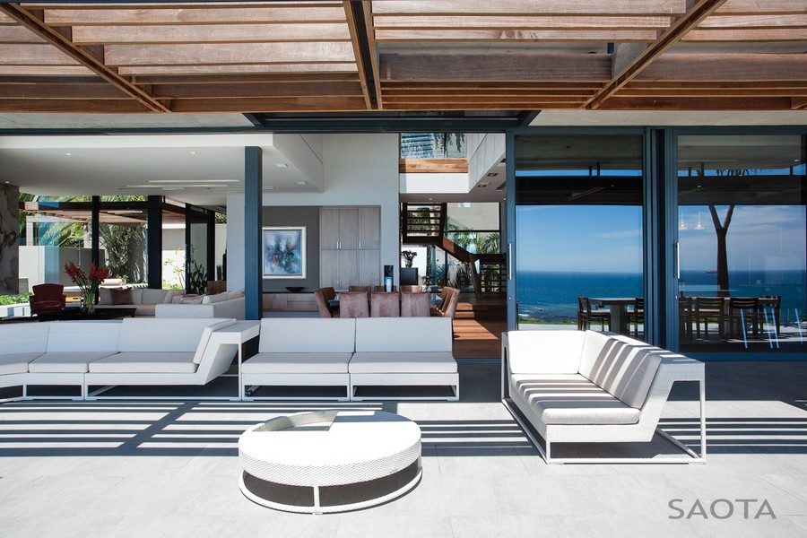 breathtaking outdoor living room