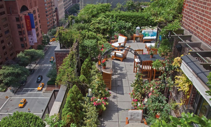 supreme sky garden including pergola designs One-Coffee-Table-Book-Reveals-New-York-City's-Breathtaking-Elaborate-Roftop-Gardens-Rooftop