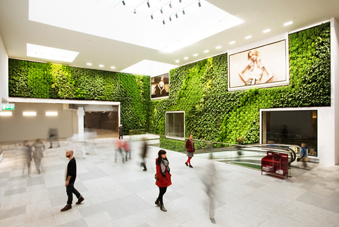 circulation area PlantWalls-–-Greenery-Without-Losing-Floor-Space-Materiallized-by-Green-Fortune