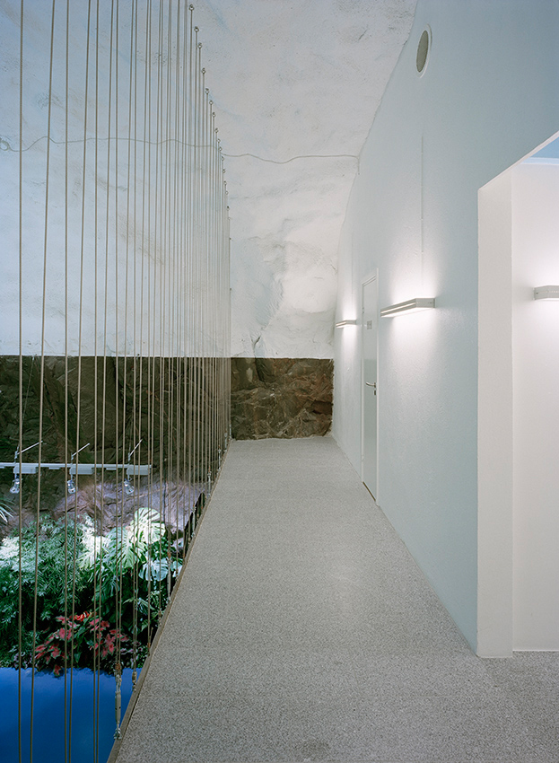Pionen – White Mountain by Albert France-Lanord Architects Homesthetics