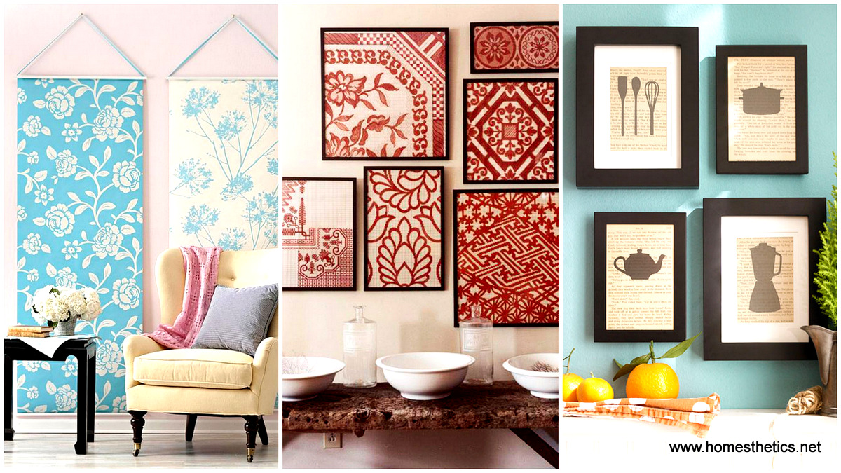 sc 1 st  Homesthetics & How To Decorate Large Walls- Blank Walls Solutions And Inspiration
