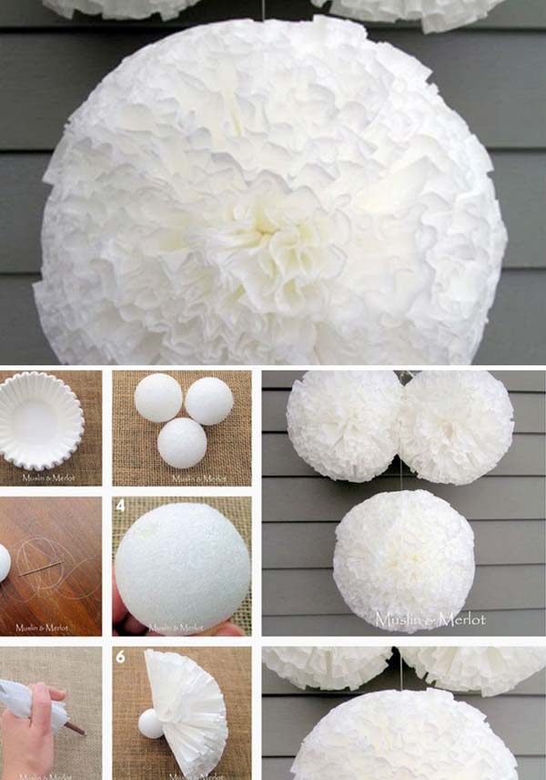 22 Insanely Cretive Low Cost DIY Decorating Ideas For Your ...