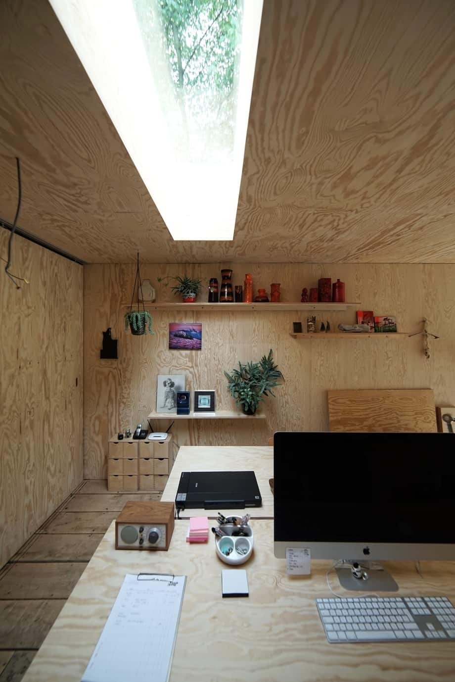 garden office interiors. Garden Atelier Pam \u0026 Jenny By L\u0027escaut Architectures Homesthetics Office Interiors