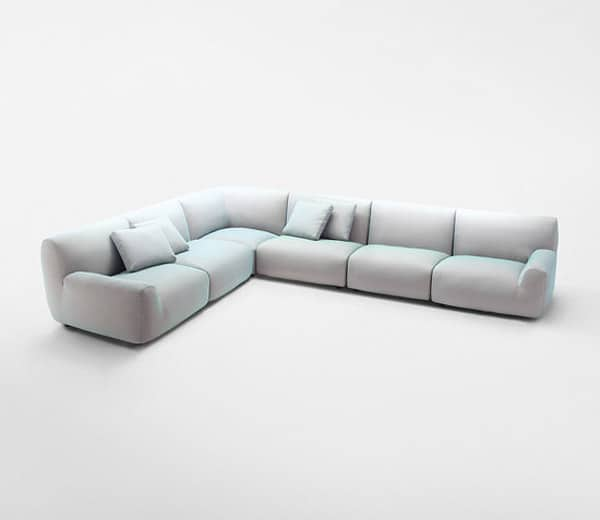 30. THE L-SHAPED WELCOME COUCH