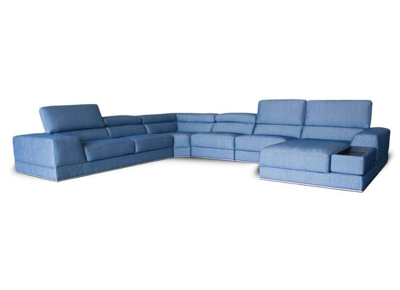27 Splendidly Comfortable Floor Level Sofas to Enjoy 2. THE VERSATILE KEATON