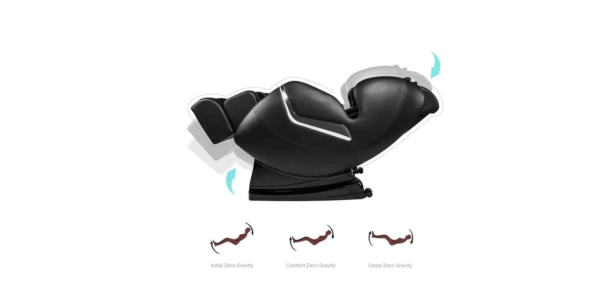 Review Of The Favor 3 Ef Bd 9cmassage Chair Recliner Heated Full Body Shiatsu Zero Gravity