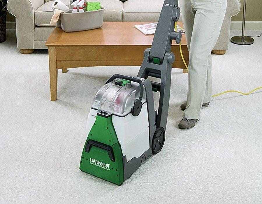 Bissell BigGreen 86T3 vs. BG10 Carpet Cleaner Comparison Buyer's Guide