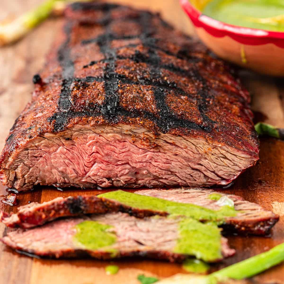 Flap Steak Best Budget Sirloin Recipe square