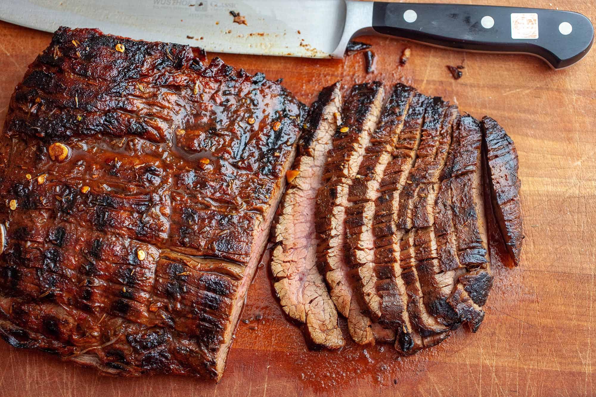 opt aboutcom coeus resources content migration simply recipes uploads 2019 06 Grilled Flank Steak LEAD 1 93743d42c7cc48fca120140a0da38673